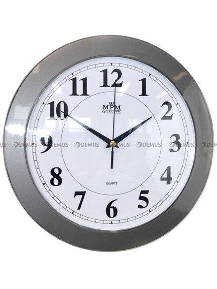 Zegar ścienny MPM E01.2460.92.SW