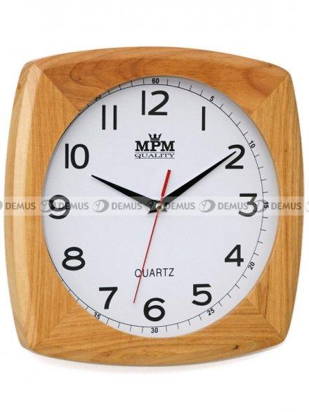 Zegar ścienny MPM E01.2533.51.W