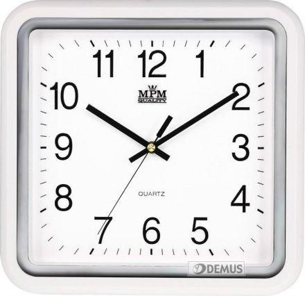 Zegar ścienny MPM E01.2928.00.SW