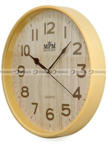 Zegar ścienny MPM E01.2976.51.AC