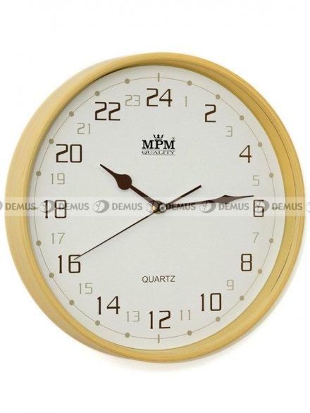 Zegar ścienny MPM E01.2976.51.G