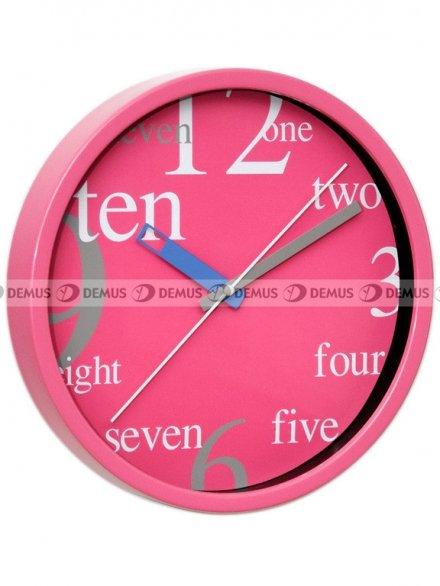 Zegar ścienny Perfect 9167-MET