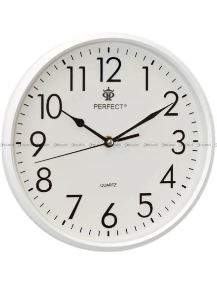 Zegar ścienny Perfect FX-5742 Biały - 26 cm