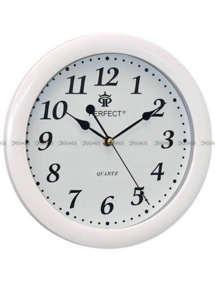 Zegar ścienny Perfect LA17-White