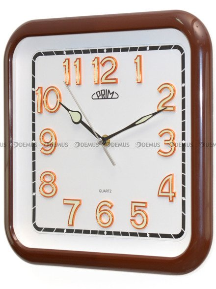 Zegar ścienny Prim E01P.3704.5200