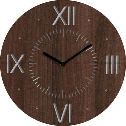Zegar ścienny Prim Rome - C E07.4119.54 - 30 cm