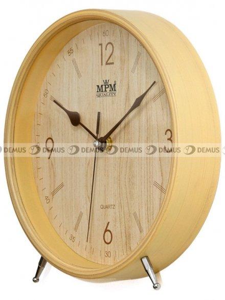 Zegar ścienny biurkowy MPM E01.2977.51.B