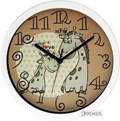 Zegar ścienny dla dzieci MPM E01.3090.0050.SW