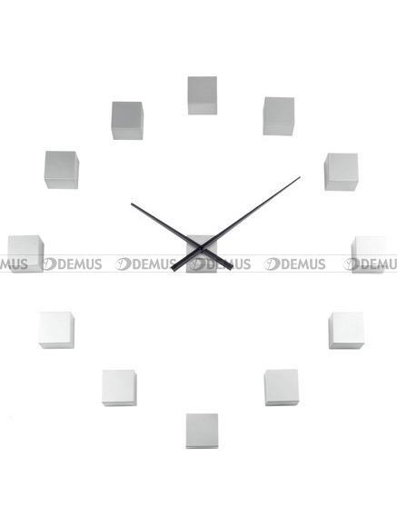Zegar ścienny naklejany Karlsson DIY Cubic KA5698SI