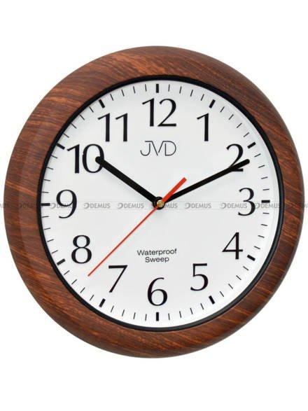 Zegar ścienny wodoszczelny łazienkowy JVD SH494.2