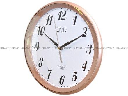 Zegar ścienny z podświetleniem tarczy JVD HP663.10