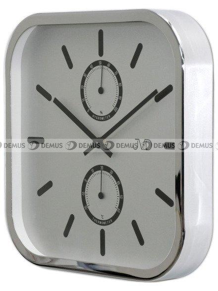 Zegar ścienny z termometrem i higrometrem JVD H1526.2