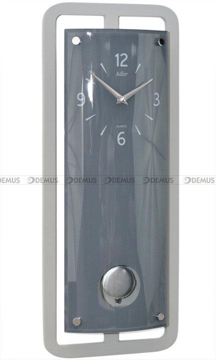 Zegar wiszący Adler 20247-Light-Grey