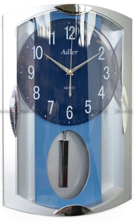 Zegar wiszący Adler PW061-0214-Blue