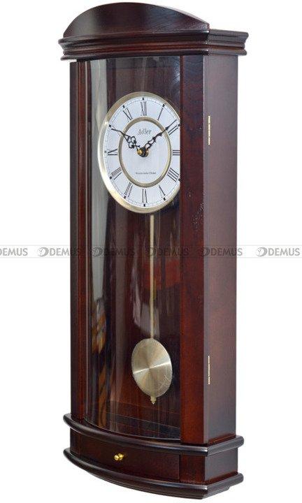 Zegar wiszący kwarcowy Adler 20239-WA