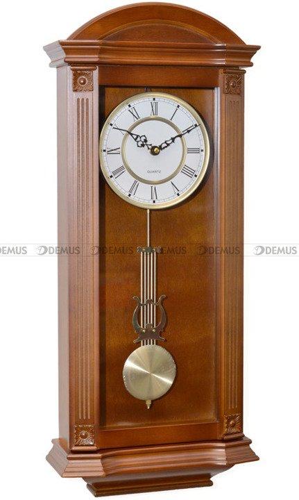 Zegar wiszący kwarcowy Demus BET9449-BWA
