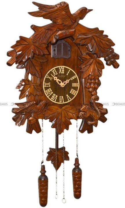 Zegar wiszący z kukułką Adler 24009-W2