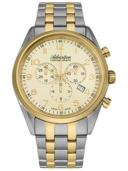 Zegarek Adriatica Chronograph A8204.2121CH