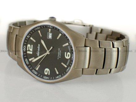 Zegarek Męski Adriatica Tytanowy A1069.4154Q
