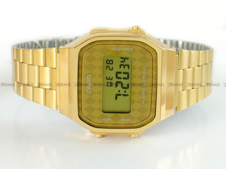 Zegarek CASIO VINTAGE Maxi A168WG-9BWEF