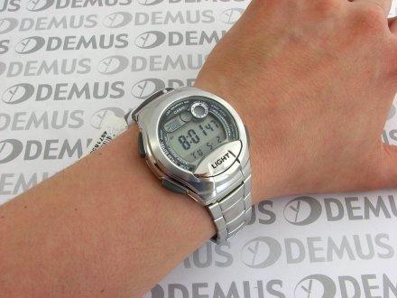 Zegarek Casio W 752D 1AVEF