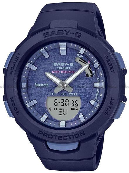 Zegarek Damski Baby-G Bluetooth BSA B100AC 2AER