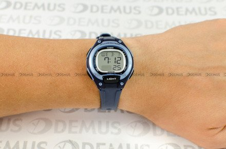Zegarek Damski Casio LW 203 2AVEF