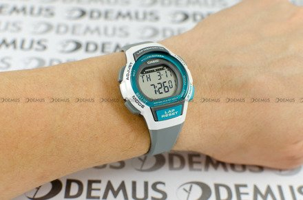 Zegarek Damski Casio LWS 1000H 8AVEF