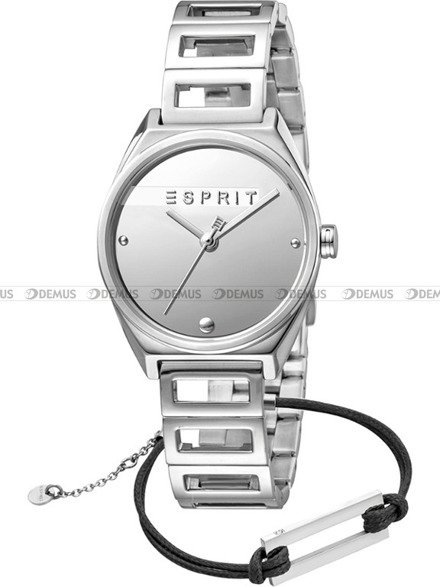 Zegarek Damski Esprit ES1L058M0015 - Bransoletka w zestawie