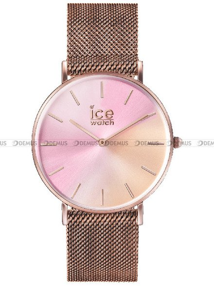 Zegarek Damski Ice-Watch - City Sunset Ballerina 016025 S
