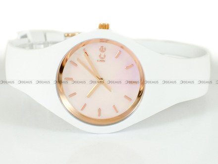 Zegarek Damski Ice-Watch - ICE Pearl White Pink 016939 S