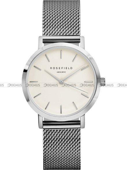 Zegarek Damski Rosefield Tribeca TSSLB-X191 - Dodatkowy pasek w komplecie