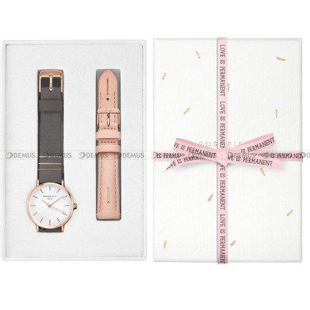 Zegarek Damski Rosefield West Village WGSBE-X190 - Dodatkowy pasek w zestawie