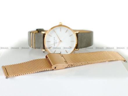 Zegarek Damski Rosefield West Village WEGTR-X184 - W zestawie dodatkowa bransoleta
