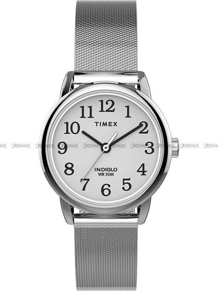 Zegarek Damski Timex Easy Reader Classic TW2U07900