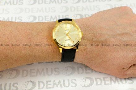 Zegarek Męski mechaniczny FujiTime M367WG-Gold
