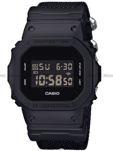Zegarek G-SHOCK DW-5600BBN-1ER