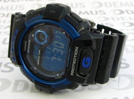 Zegarek G-SHOCK G 8900A-1ER męski na pasku z tworzywa