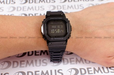 Zegarek G-SHOCK GMW B5000GD 1ER FULL METAL BLACK