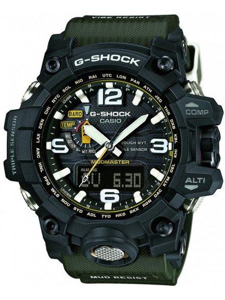 Zegarek G-SHOCK MUDMASTER GWG-1000 1A3ER