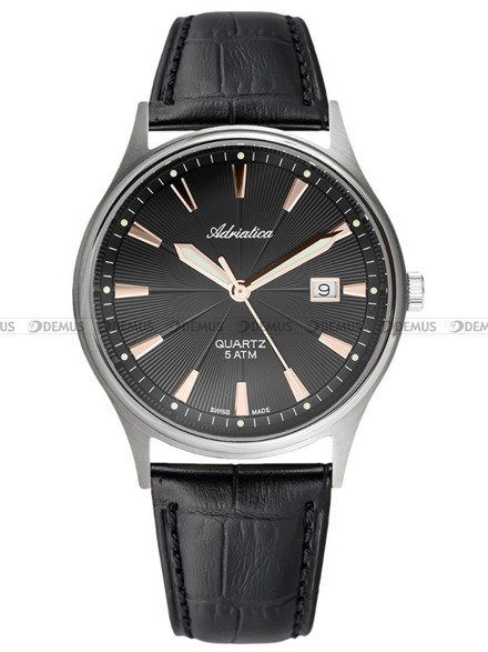 Zegarek Męski Adriatica A1171.42R4Q