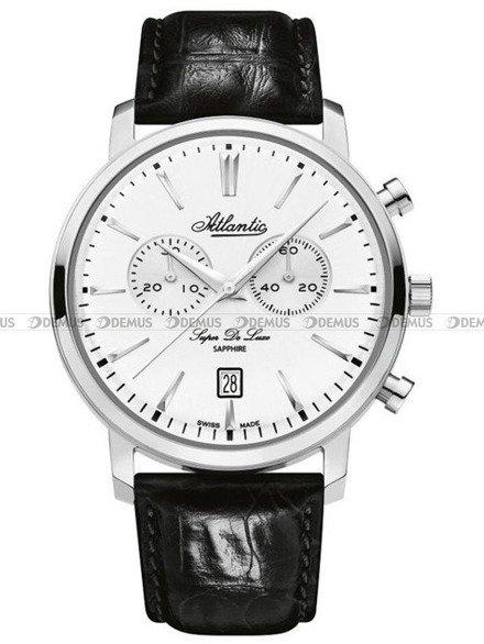 Zegarek Męski Atlantic Super De Luxe 64451.41.21