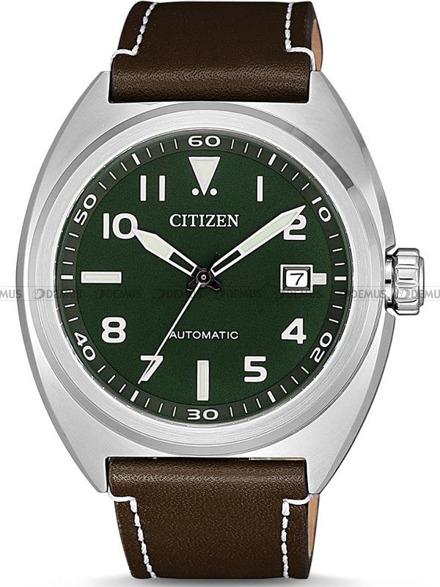 Zegarek Męski Citizen Automatic NJ0100-38X