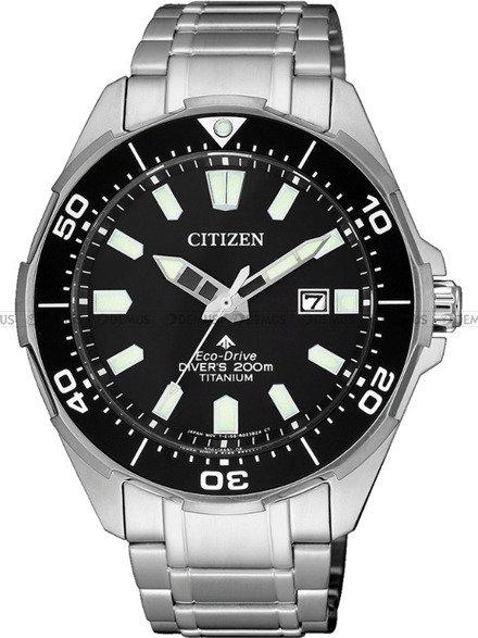 Zegarek Męski Citizen Eco-Drive Titanium BN0200-81E