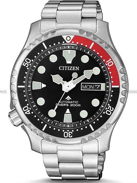 Zegarek Męski Citizen Promaster Diver Automatic NY0085-86EE
