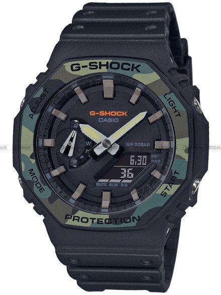 Zegarek Męski G-SHOCK Carbon Core Guard GA 2100SU 1AER