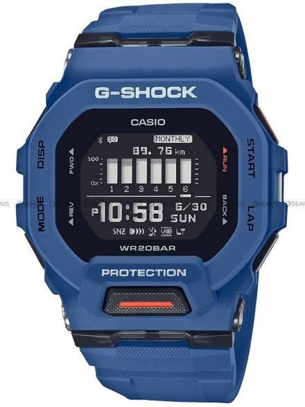 Zegarek Męski G-SHOCK G-SQUAD Bluetooth GBD 200 2ER