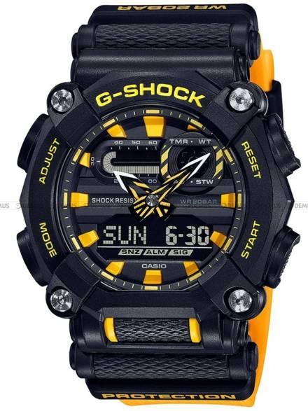 Zegarek Męski G-SHOCK GA 900A 1A9ER