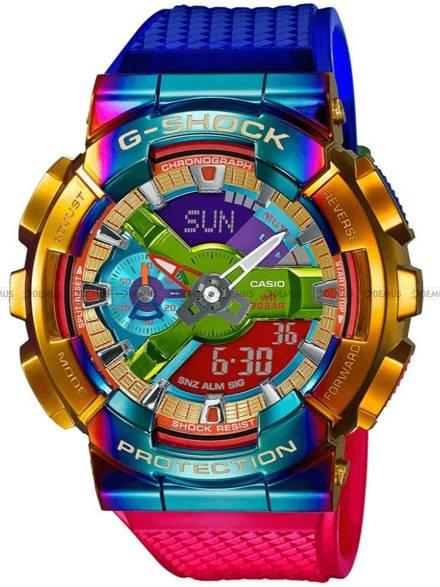 Zegarek Męski G-SHOCK GM 110RB 2AER - Limitowana edycja
