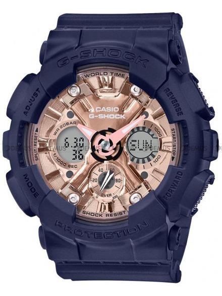 Zegarek Męski G-SHOCK GMA S120MF 2A2ER